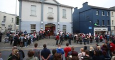 Pics: Crowds at Athlone courthouse as one still held in sexual assault investigation