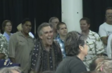 WATCH: Man dances with his whole soul at Willie Nelson concert