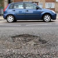 AA Ireland launches nationwide anti-pothole petition