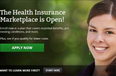 Shutdown or no shutdown, Obamacare launched today
