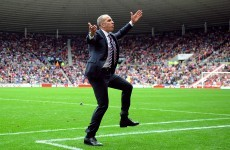 Di Canio denies training row led to Sunderland axe