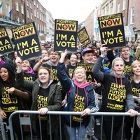Students protest cuts in third-level education