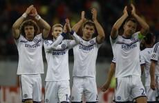 Champions League: Chelsea thump Steaua, late drama in Ajax-AC Milan