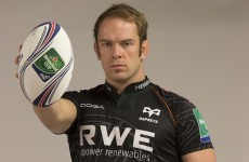 The beast within: Alun Wyn Jones knows his enemy