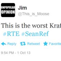 Here's how Twitter reacted to last night's Prime Time Seanad referendum debate