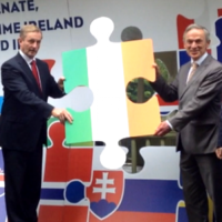Fine Gael uses giant jigsaw to argue for abolition of 'hijacked' Seanad