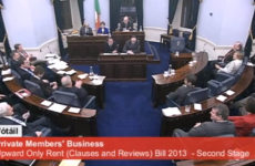 'The question is carried, isn't it?': The moment the government was defeated in the Seanad