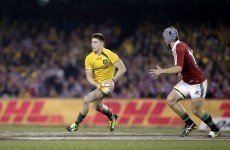 James O'Connor's international contract cancelled by Australia