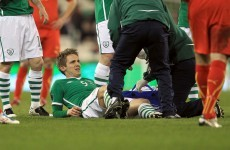 Kevin Doyle may miss rest of the season