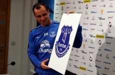 This is Everton's new club crest as voted for by Toffees fans