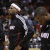 Miami's 'Big 3' put together historic stat night