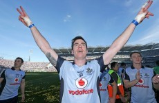 Macauley, Cluxton and Keegan to contest Footballer of the Year award