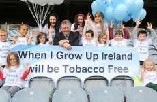Reilly wants Ireland tobacco-free by 2025