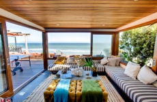 Theron and Townsend selling off €5m LA beach pad