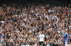 Spurs fans face arrest for 'Yid' chants at White Hart Lane