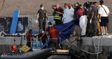 Three hundred people now feared dead after migrant boat disaster