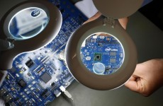 Intel chooses Ireland to design new micro chip