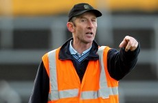 The Clare hurling legend chasing a Limerick county title as manager