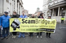 Protest planned against extension on JobBridge schemes