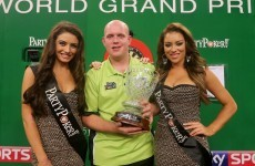 Interview: Van Gerwen returns to Dublin intent on retaining World Grand Prix title