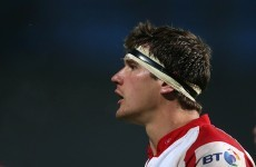 Robbie Diack signs on for three more years with Ulster