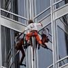 'Spiderman' sets off on trek to climb world's highest tower