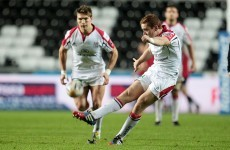 Nerveless Paddy Jackson kicks Ulster to crucial win over Ospreys