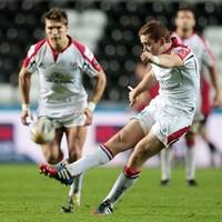Nerveless Paddy Jackson kicks Ulster to crucial win over Ospreys