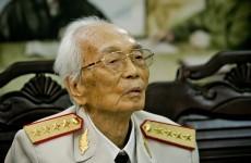 Vietnam hero General Vo Nguyen Giap dies, aged 102