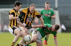 Here's the round-up of this evening's GAA club football action