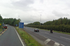 Man dies after car collides with truck on M7
