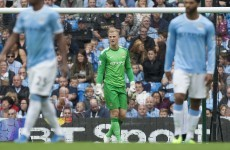 Is Joe Hart to blame again? Romelu Lukaku's opening goal for Everton