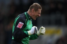 Burton Albion name 50-year-old goalkeeper on their subs bench