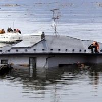 "Japan on ""maximum alert"" as nuclear and earthquake crises continue"