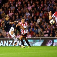 Man United's teen sensation Adnan Januzaj skins Black Cats with cracking volley