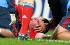 Brian O'Driscoll and Peter O'Mahony major doubts for Heineken Cup openers