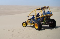 Dune buggies banned from beach where woman killed
