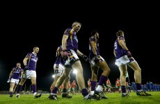 This goal was disallowed as Kilmacud Crokes crash out of Dublin SFC