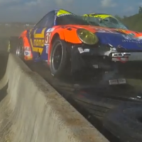 Watch this terrifying American Le Mans Series crash