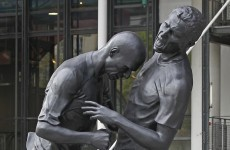 Qatar buys controversial Zidane head-butt statue