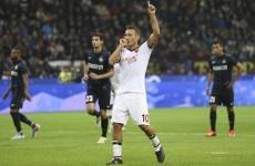 37-years old but Francesco Totti's still got skills