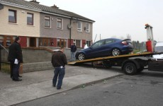 Device explodes in Ballyfermot