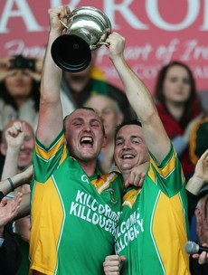Kilcormac-Killoughey retain Offaly senior hurling crown