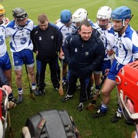 Reading lesson for Déise stars
