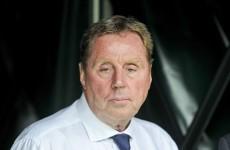 Redknapp lambasts 'clueless' FA in new book