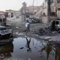 Woman caught planting bomb near Iraqi primary school