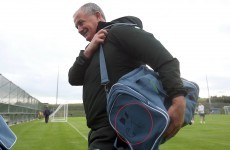 Snapshot: Whose bag have you got there, Kinger?