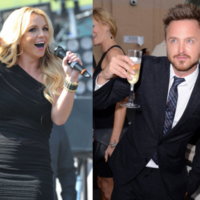 Britney Spears and Aaron Paul want to dance together, bitch... it's The Dredge