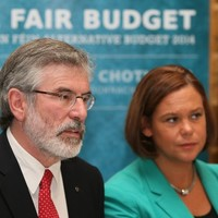 'I know that I committed no offence': Adams on case being referred to Attorney General