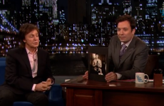VIDEO: Paul McCartney claims to have invented the selfie
